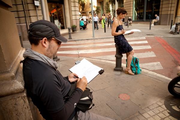 Barcelona_Sketchers (8)