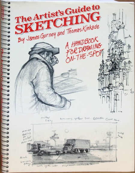 Artists Guide Book Cover