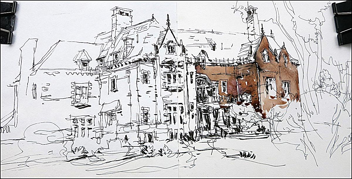 New York City Urban Sketchers Tips And Tricks