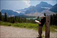 Marc_crowfoot_glacier_lookout