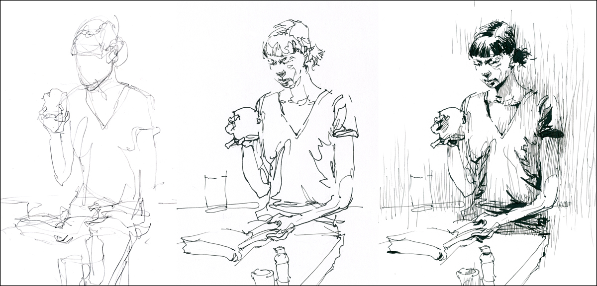People in Motion Video Course | Citizen Sketcher