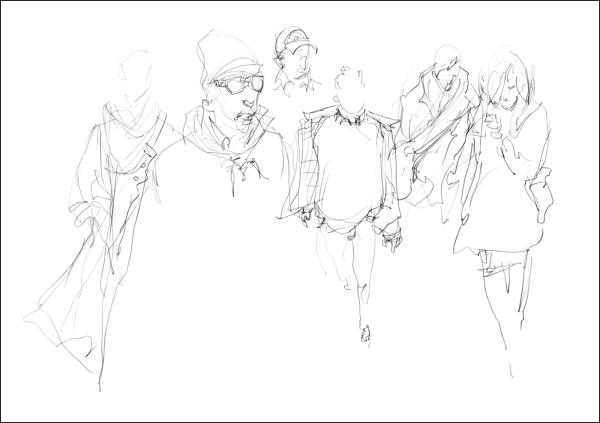 En Passant 02_Pencil