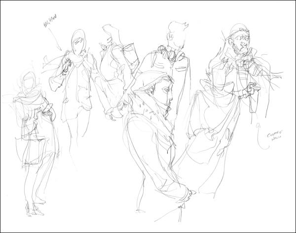 En Passant 03_Pencil