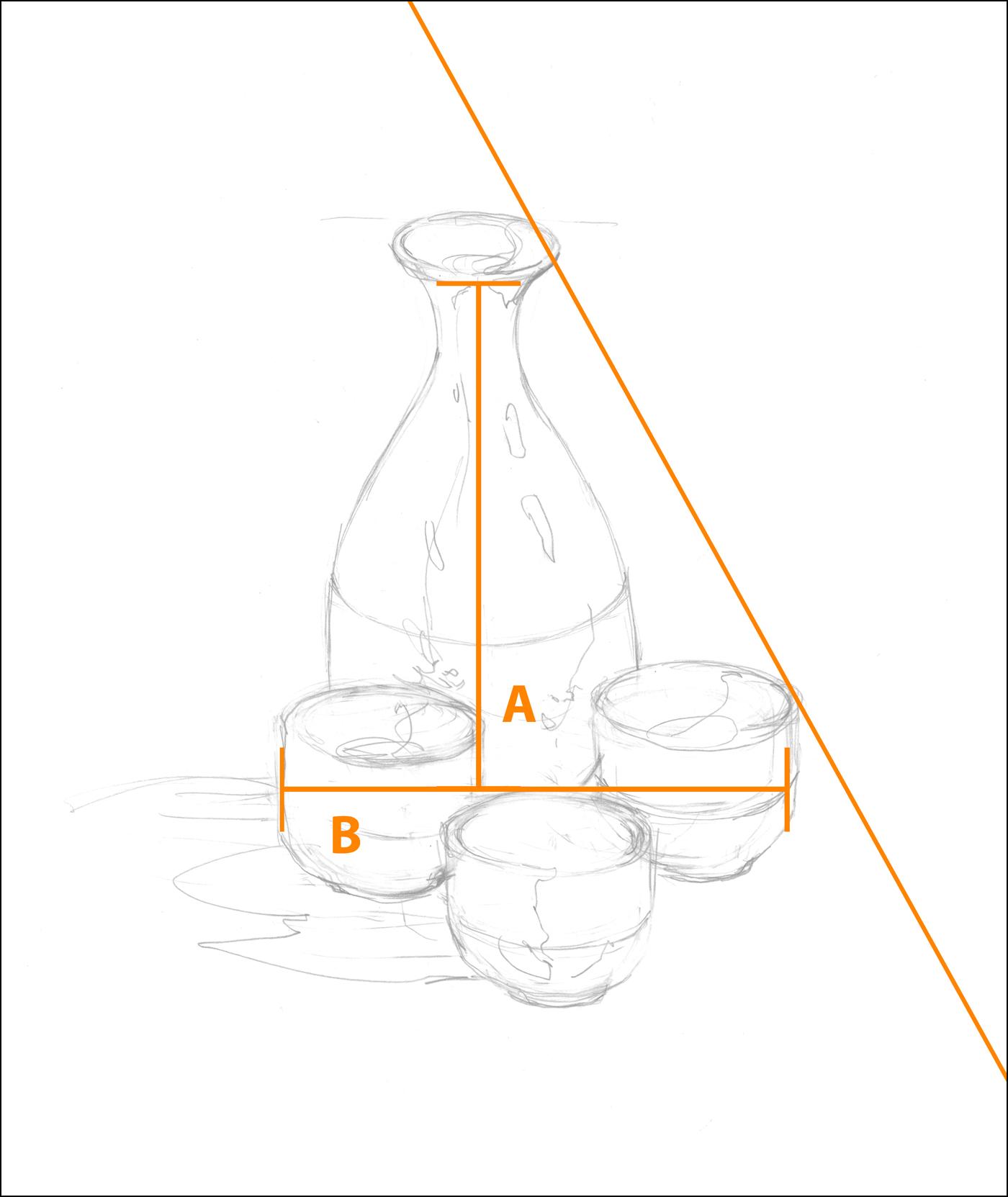 book excerpt simple sight measuring example citizen sketcher
