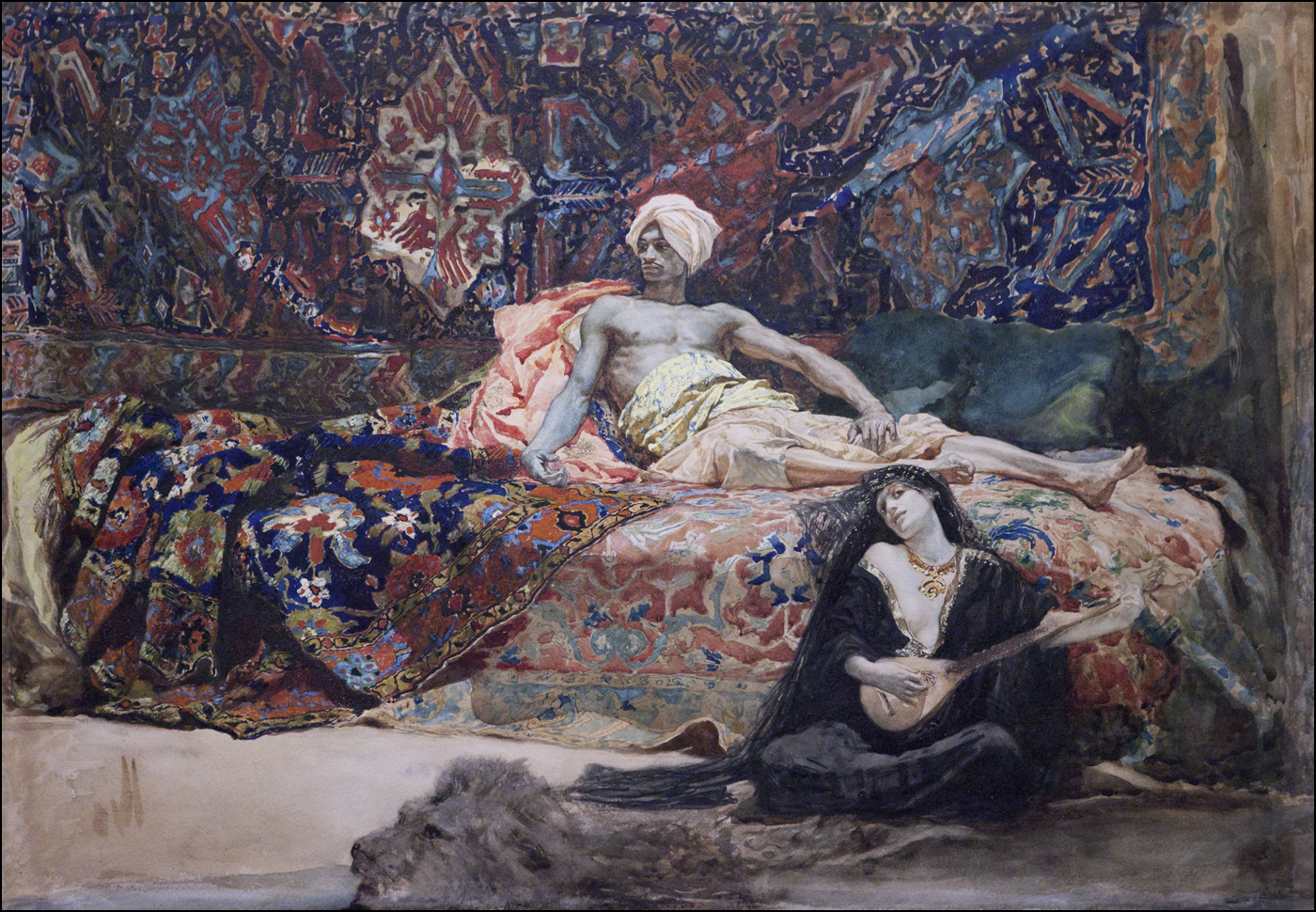 orientalism in art Orientalism is a 1978 book by edward w said,  benjamin, roger orientalist aethetics, art, colonialism and french north africa: 1880-1930,.