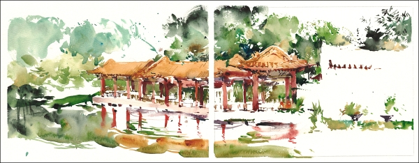 Singapore_Chinese Garden copy