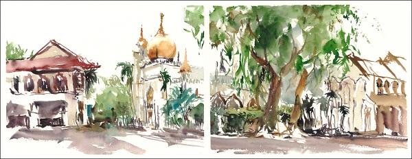 Singapore_Grand Mosque