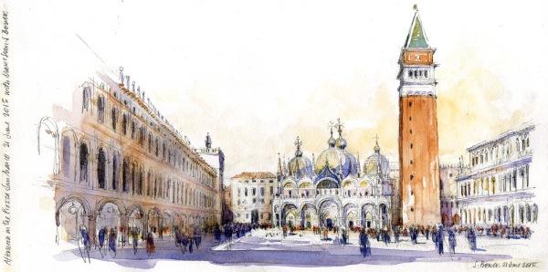 Venice.PiazzaSanMarco.SBower