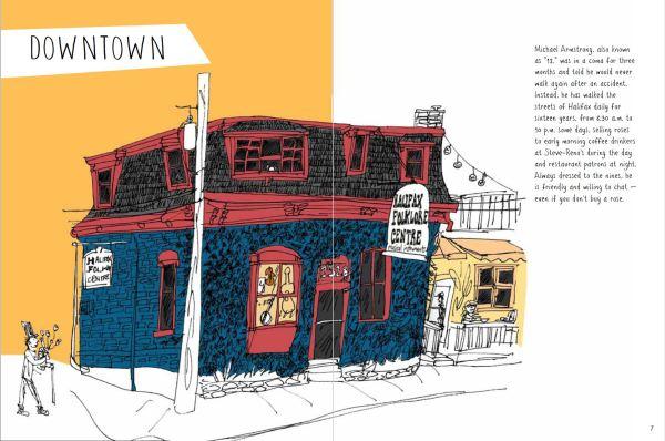 Hand Drawn In Halifax_01