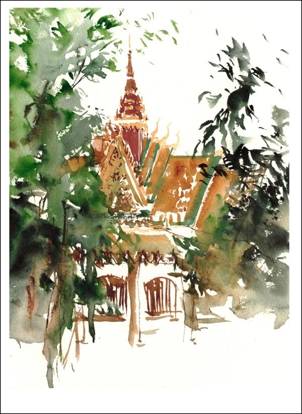 15Jul30_Cambodia_Siem Reap_Wat Prea Prom Rath_02