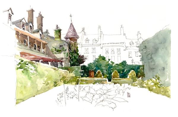 16June18_Chateau_Ramezay_Garden