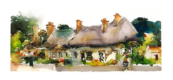 16July25_Ireland_Thatch Roof_Adare_01