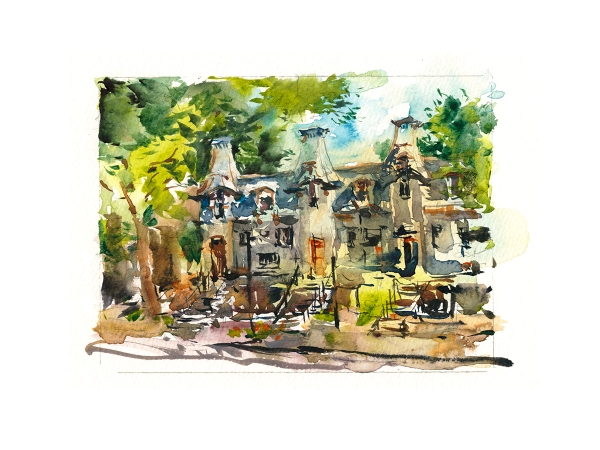miniature-watercolor-sketching-walk-marc-taro-holmes-7