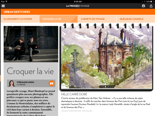 la-presse-app-screenshot-1