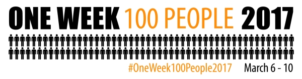 oneweek100people