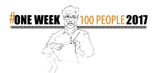 #OneWeek100People2017_Self Portrait