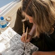 Laurel Anne Holmes_USK Chicago_2017_Instructor Sketching_Suhita_B