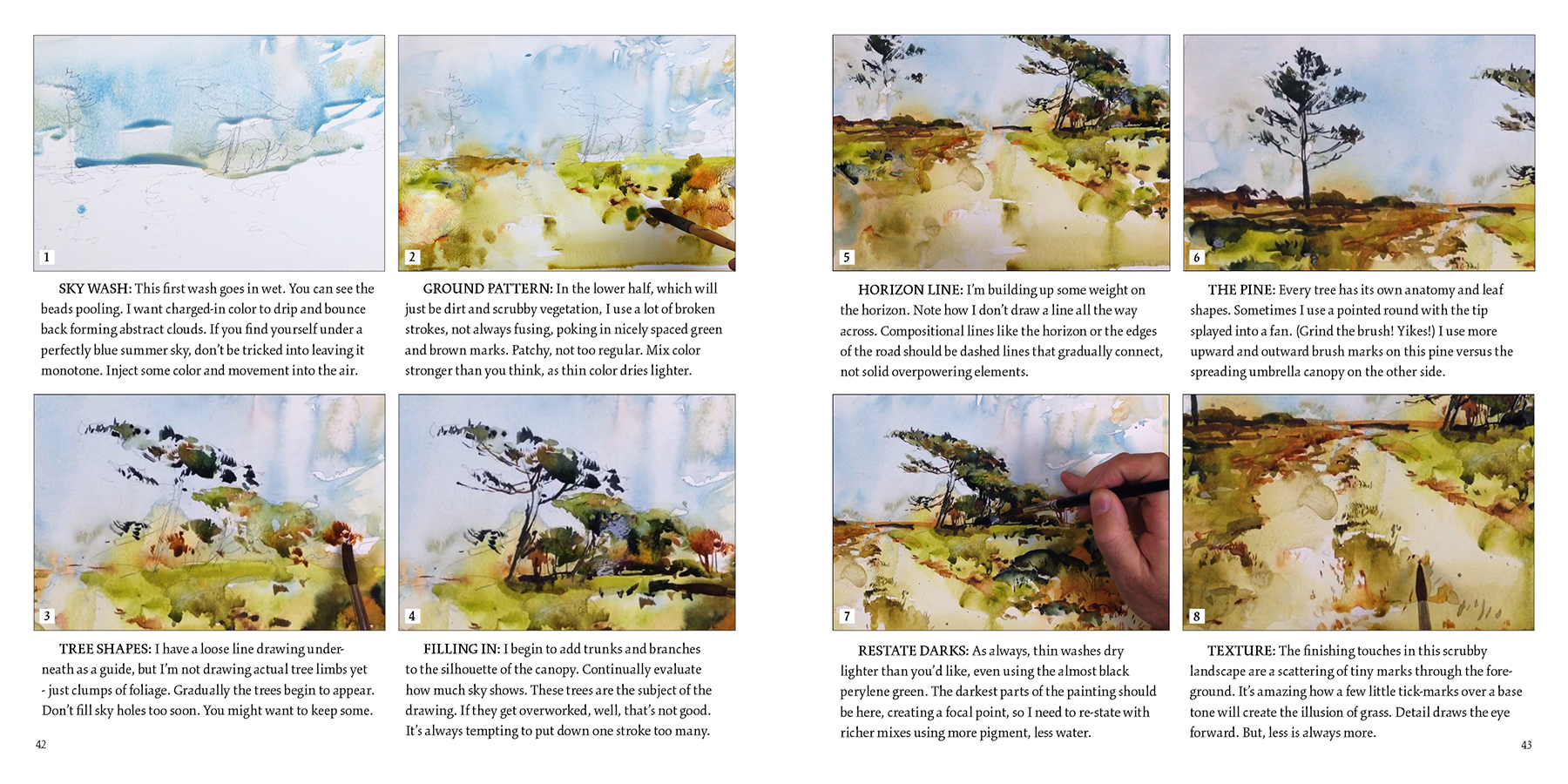 Announcing My New Book Direct Watercolor Available Now Citizen Sketcher