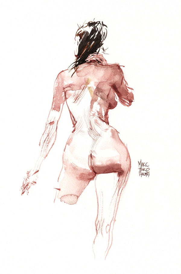 05_16nov01_brush-drawing_life-model_nude__direct-collage_watercolor (3)