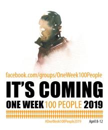 OneWeek100People2019_TEASE