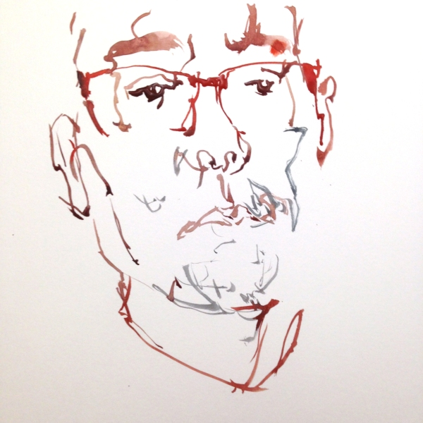 #OneWeek100People_Selfies_DrawWet_02 (1)