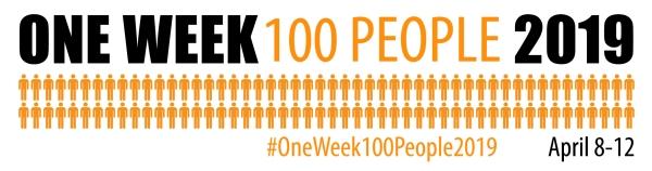 #OneWeek100People_Orange